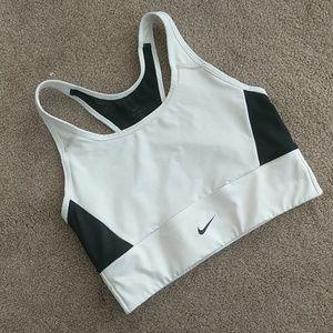 Nike Longline Sports Bra Top